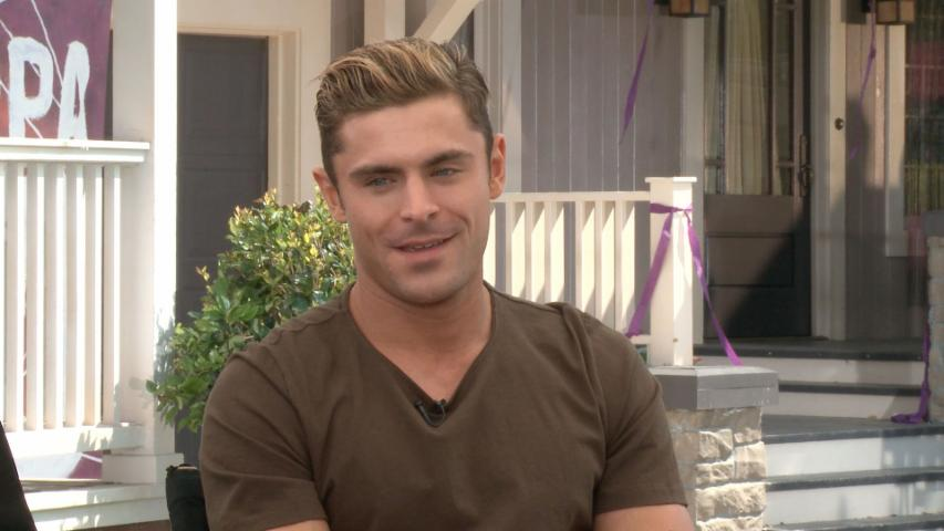 'Neighbors 2' Interview: The Objectification of Zac Efron