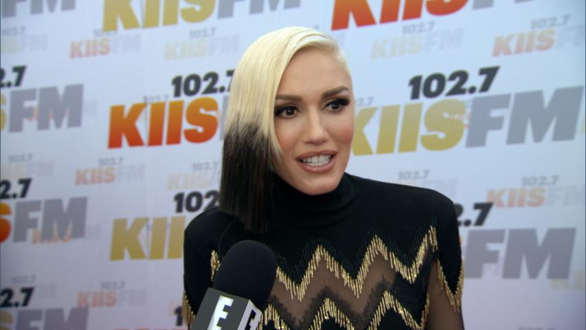 Gwen Stefani Gushes Over Blake at Wango Tango 2016