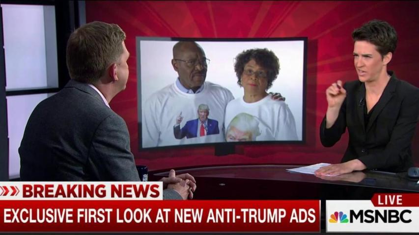 Exclusive sneak peek at new anti-Trump ads
