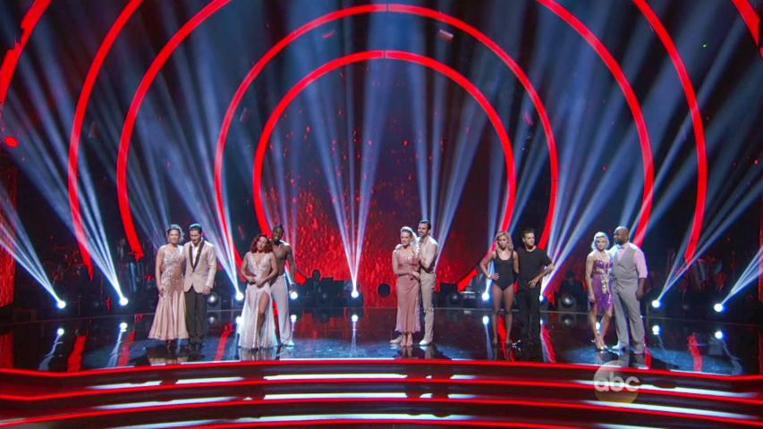 The Seventh DWTS Elimination of Season 22