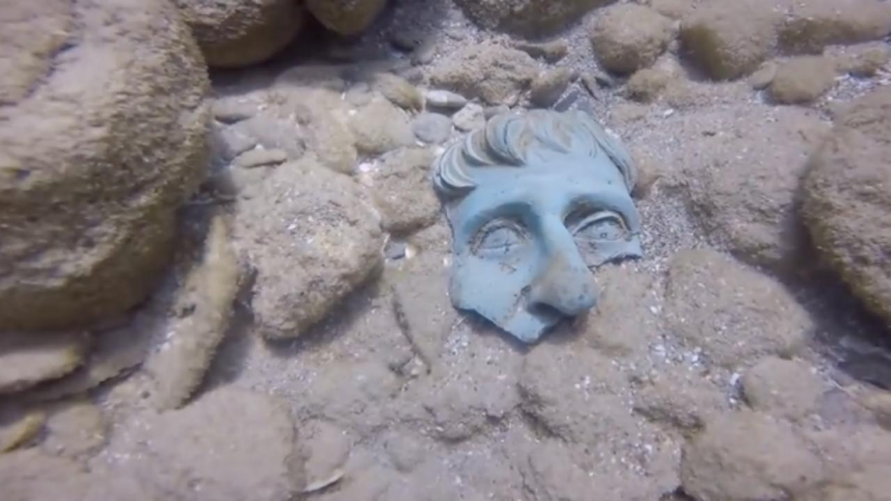 Watch Divers Explore a 1,600-Year-Old Roman Shipwreck