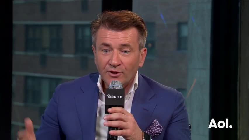 "Robert Herjavec Discusses The Success Of ""Shark Tank"""