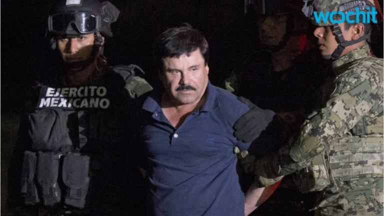 Univision And Netflix To Release 'El Chapo' Drama Series