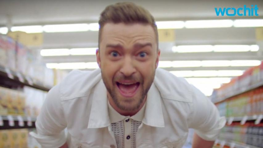 Justin Timberlake Hotter Than Ever in 'Can't Stop the Feeling'