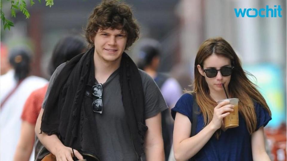 Emma Roberts and Evan Peters Split Again