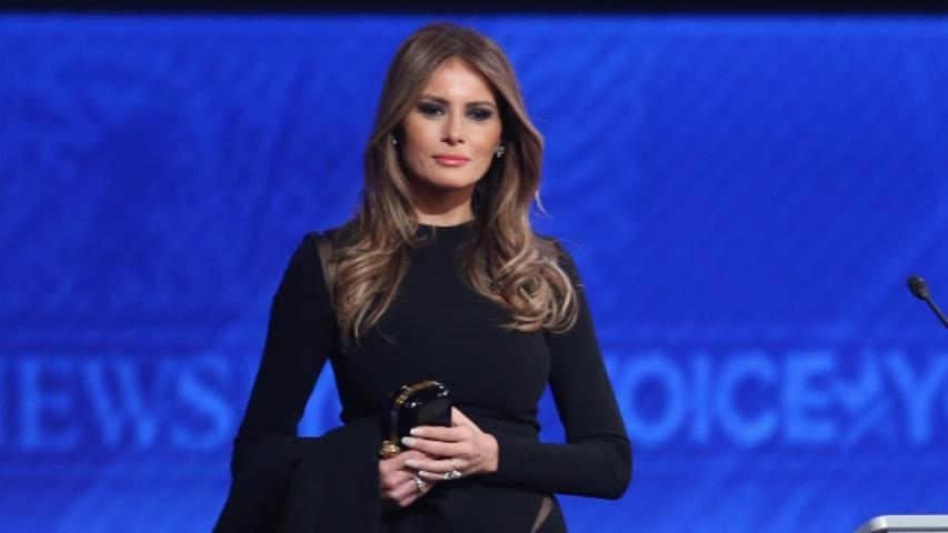 Melania Trump Officially Denies Being Married to Hitler