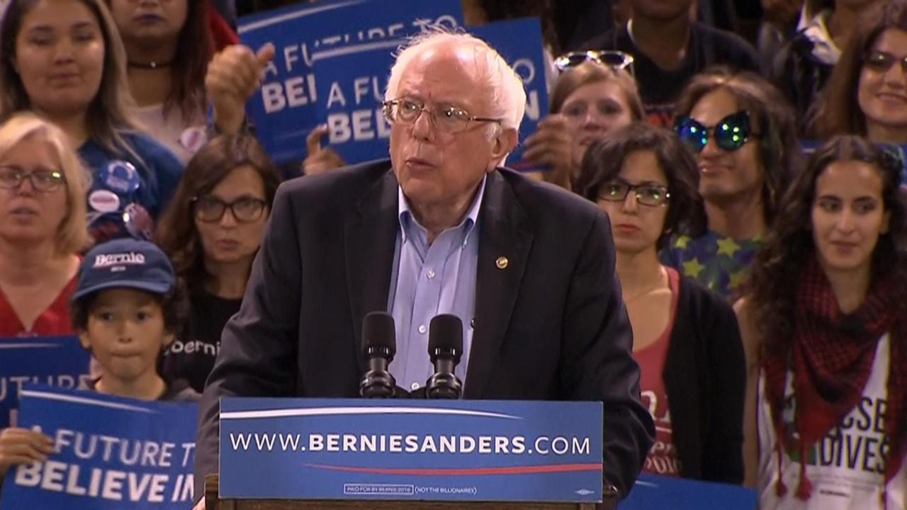 Sanders: 'We are in until the last ballot is cast'