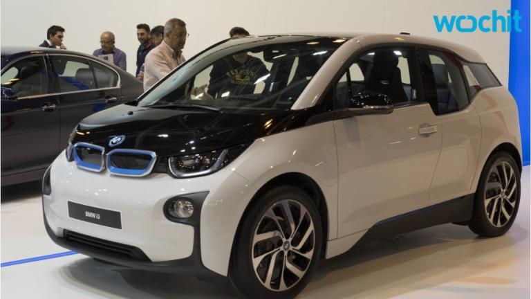 Lawsuit Claims BMW's i3 Electric Vehicle Can Suddenly Lose Power