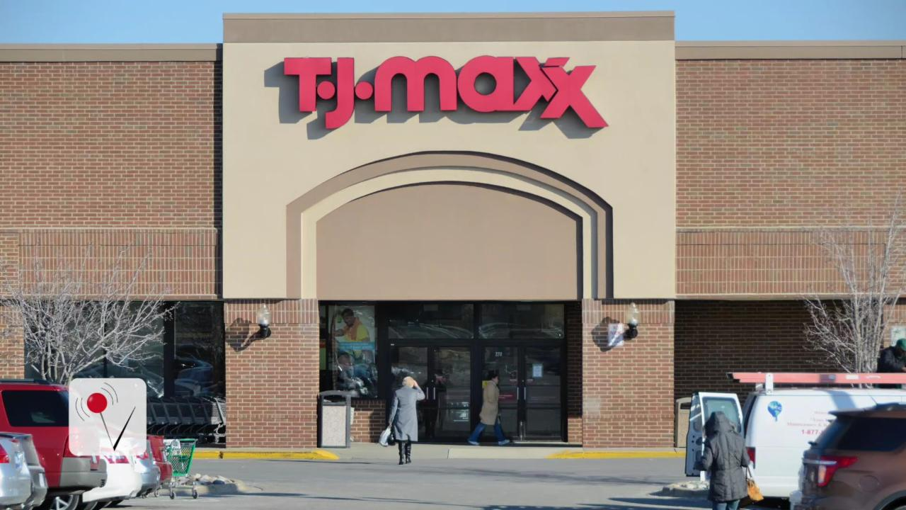 TJ Maxx is Thriving While Other Retailers Struggle