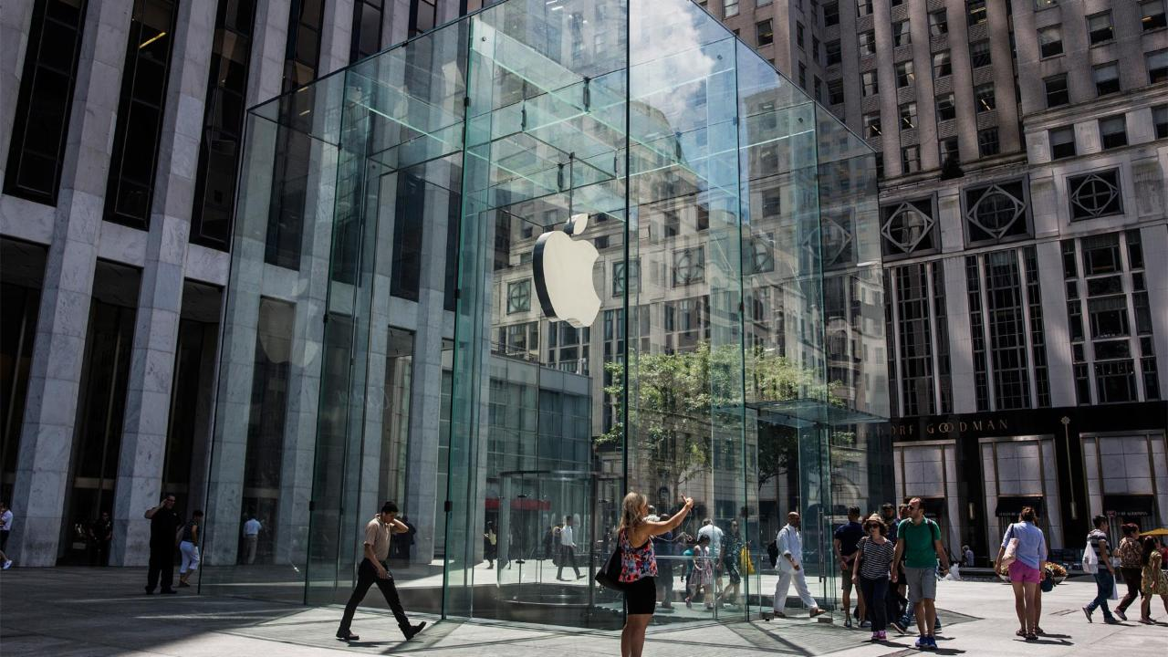 15 Years of the Apple Store
