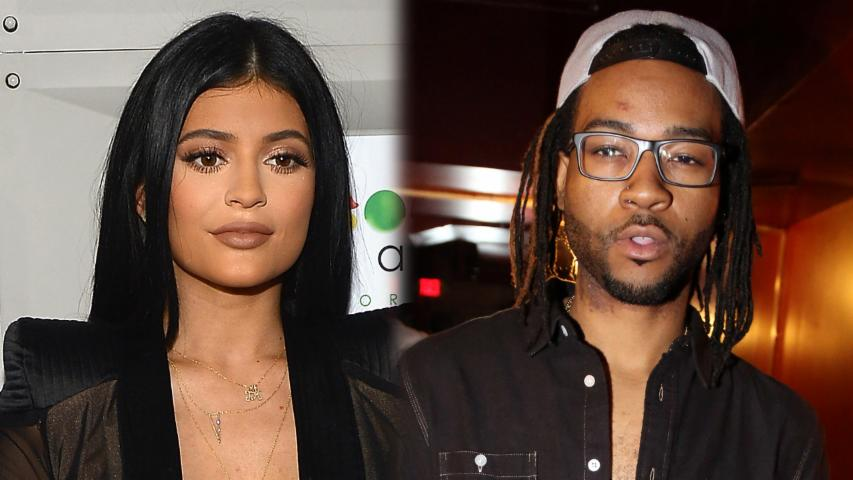 Kylie Jenner Already Over Tyga? Seen With PartyNextDoor & Kim Says She's Doing ""