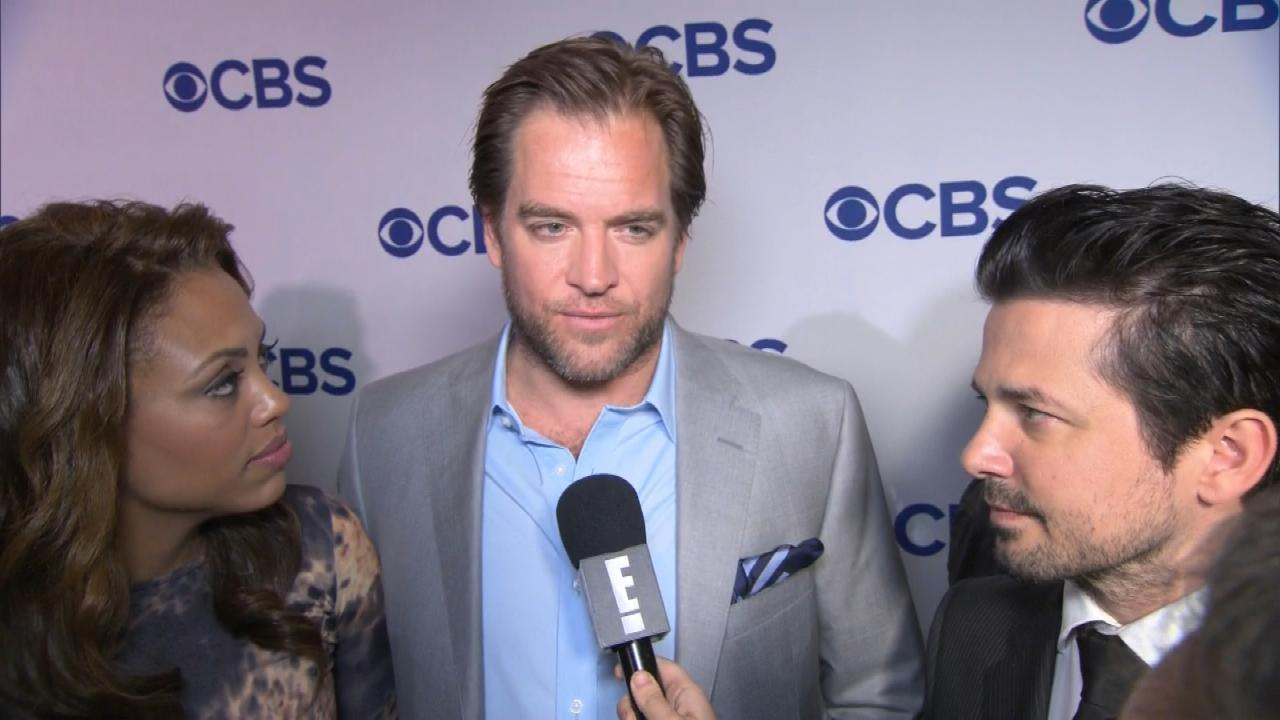 "Michael Weatherly Weighs in on ""NCIS"" Finale"