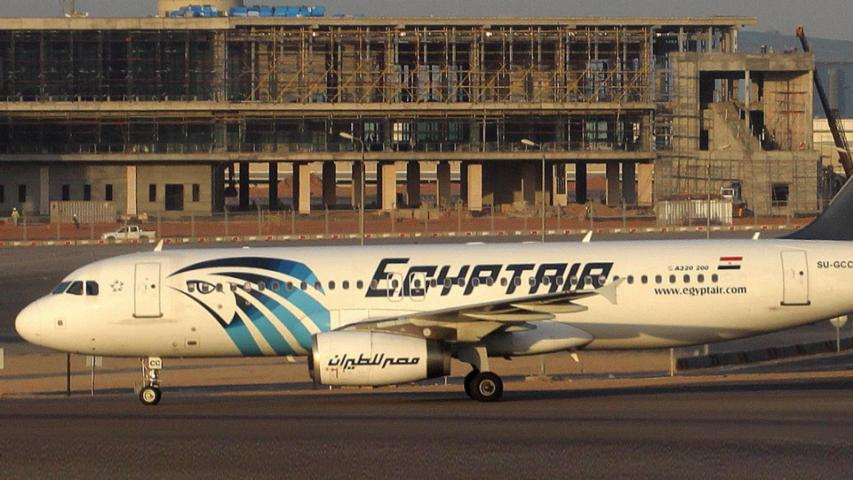 EgyptAir flight MS804 from Paris to Cairo goes missing with 66 aboard