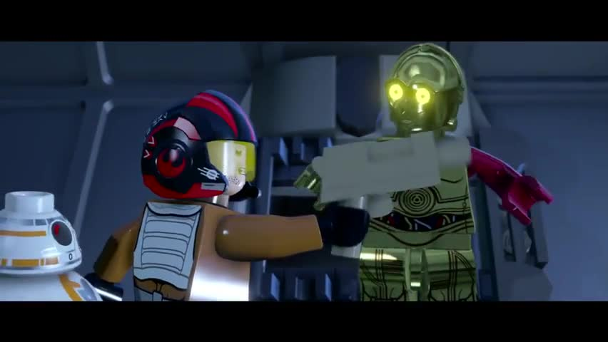 LEGO Star Wars: The Force Awakens - Poe Dameron Vignette