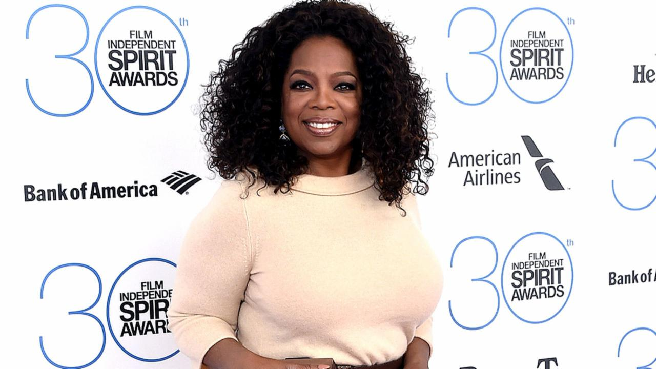 Oprah Winfrey Cheated on her Weight Watchers Diet