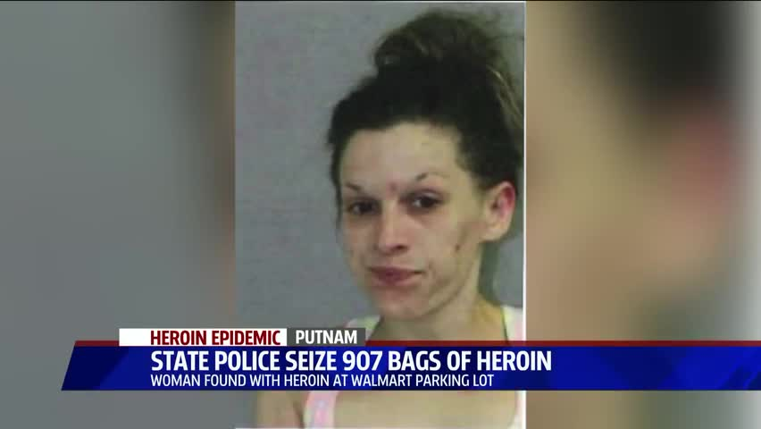 Woman Arrested After Nearly 1,000 Bags of Heroin Found In Her Car