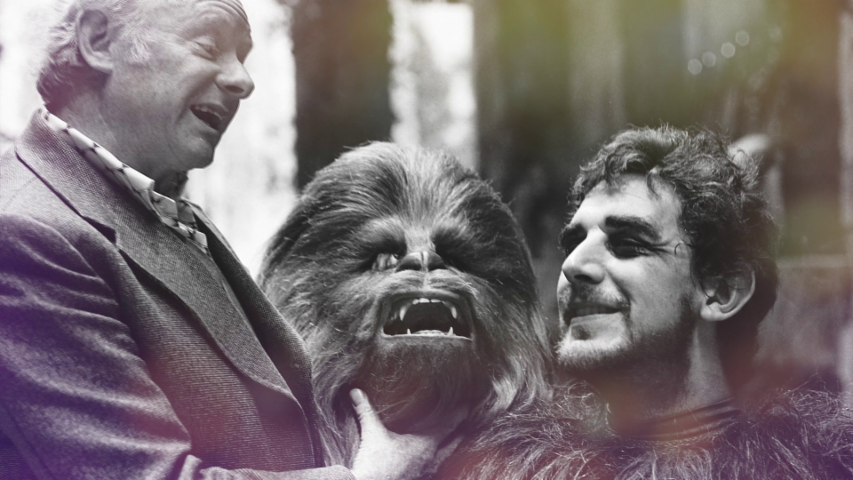 Everything You Didn't Know About The Guy Who Plays Chewbacca