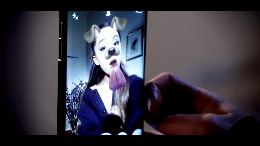 Ariana Grande's New Snapchat Horror Movie