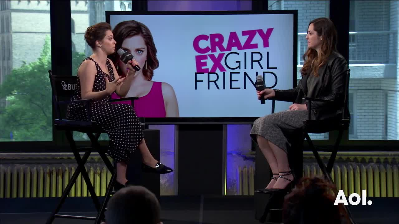 "Rachel Bloom On ""Crazy Ex-Girlfriend"""