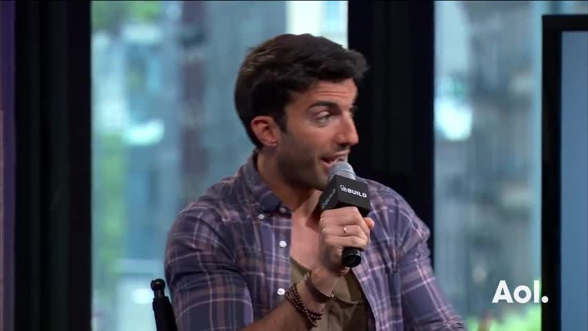 "Justin Baldoni Discusses ""My Last Days"""