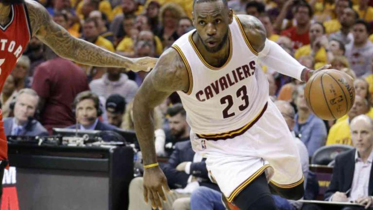 D-Man: Raptors Won't Roll Over For Cavs