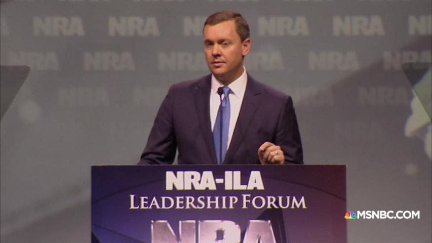 NRA endorses Donald Trump