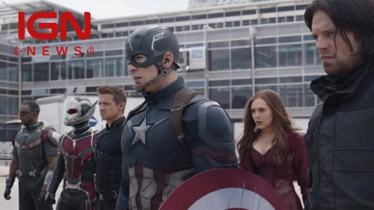 Captain America: Civil War Passes $1 Billion at the Worldwide Box Office