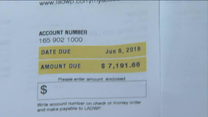 Woman Stunned By Nearly $10,000 Bill From Water Department
