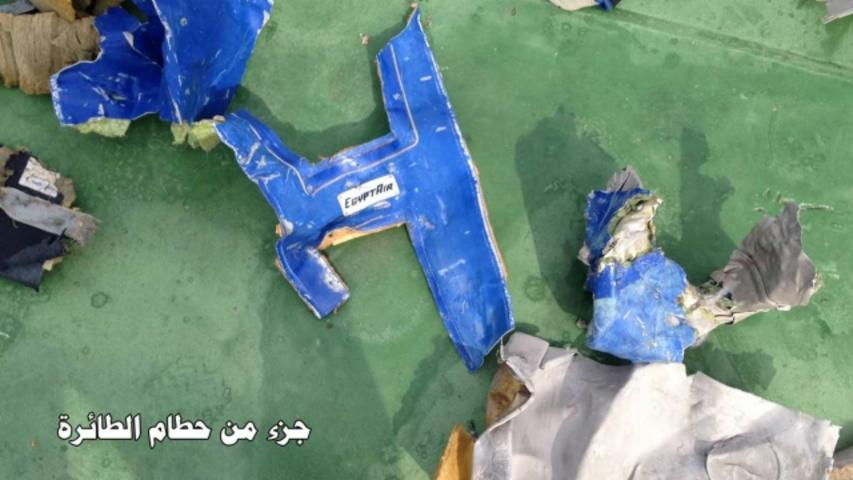 Photos Believed to Be EgyptAir Flight 804 Wreckage Are Released
