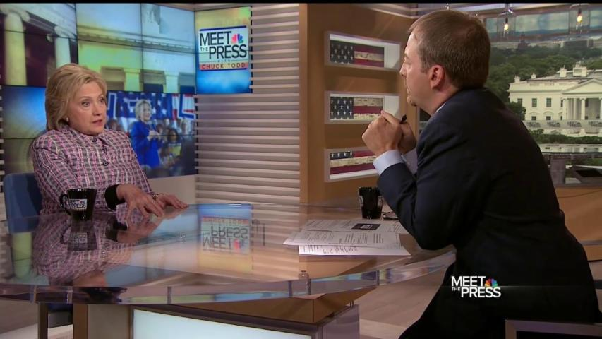Full Interview: Hillary Clinton on Trump, Sanders and her Campaign's 'Big Idea''