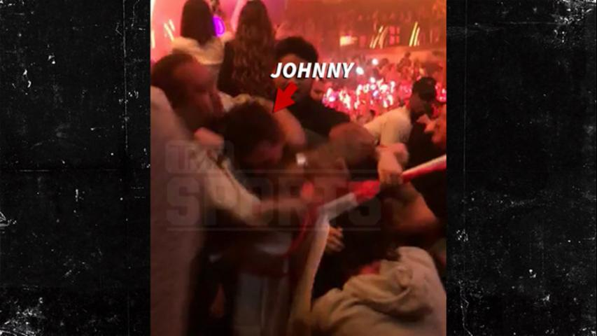 Johnny Manziel -- Booted From Vegas Club After Allegedly Punching Guy