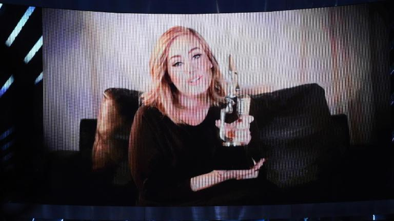 Adele Wins Top Artist at Billboard Music Awards