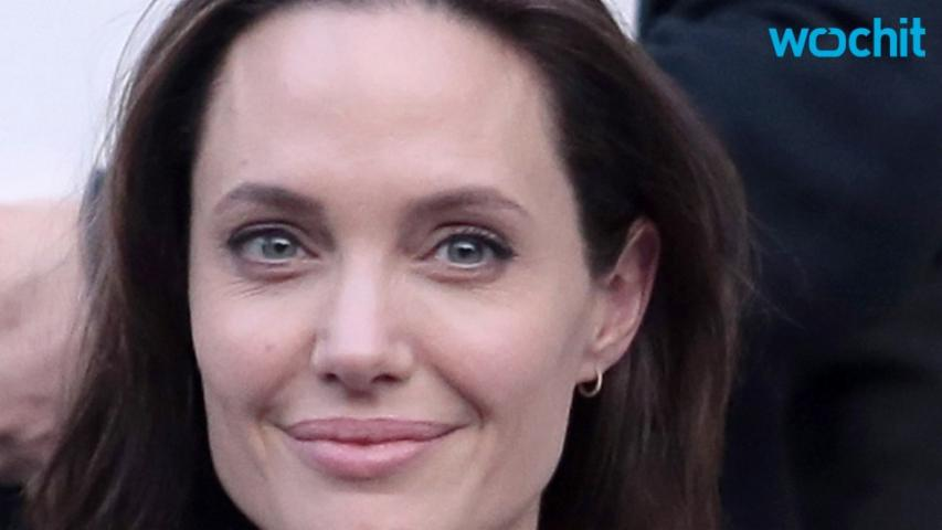 Angelina Jolie To Add 'Professor' To Her Impressive Resume