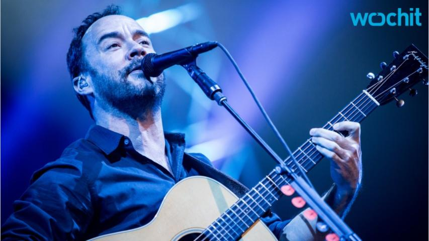 Dave Matthews Band Donates Charlotte Concert Proceeds To Equality Groups
