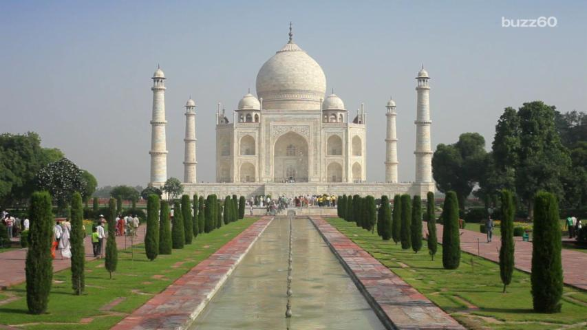Insect Poop Threatens India's Taj Mahal