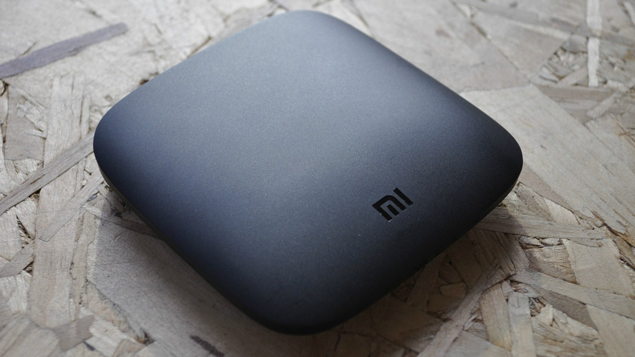 Xiaomi Mi TV Box Demo