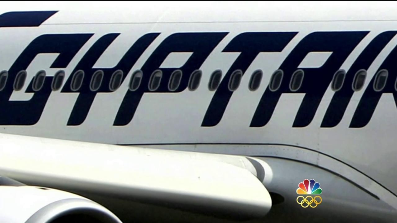 Search for Missing EgyptAir Jet's Black Boxes Intensifies