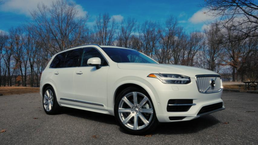 2016 Volvo XC90 Review | Autoblog