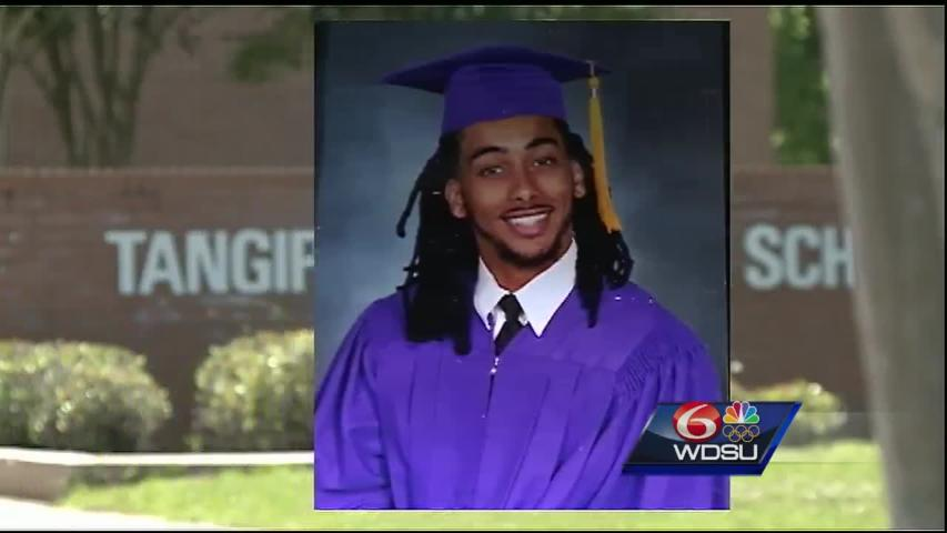 Louisiana school bans valedictorian from walking in graduation