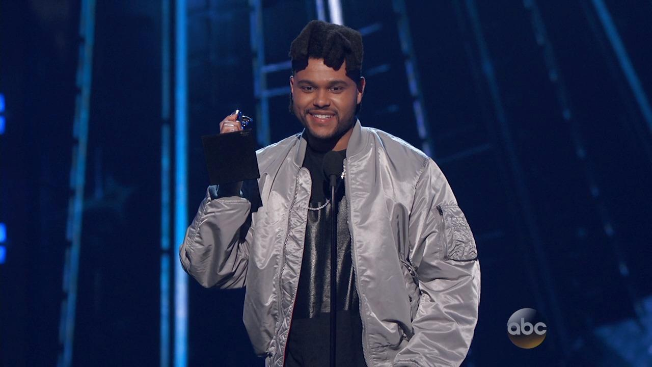 The Weeknd Wins Top Hot 100 Artist at the 2016 BBMAs