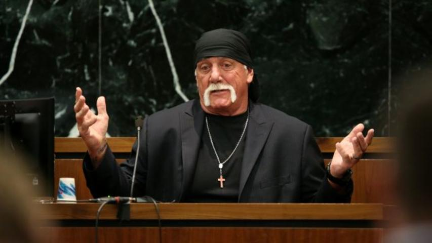 Is Someone Else Paying for Hulk Hogan's Case Against Gawker?