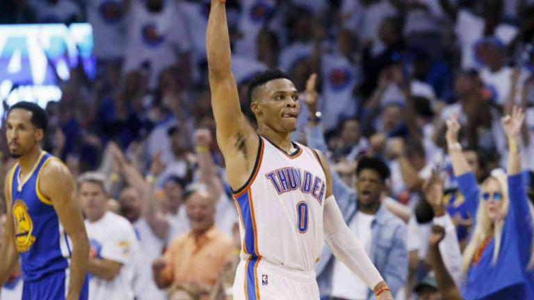 Thunder Push Warriors to the Brink