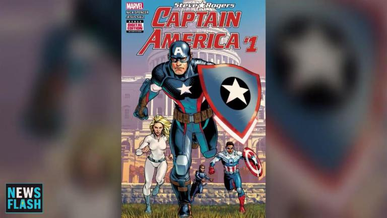 Marvel Talks Making Captain America a Hydra Plant in New Comic