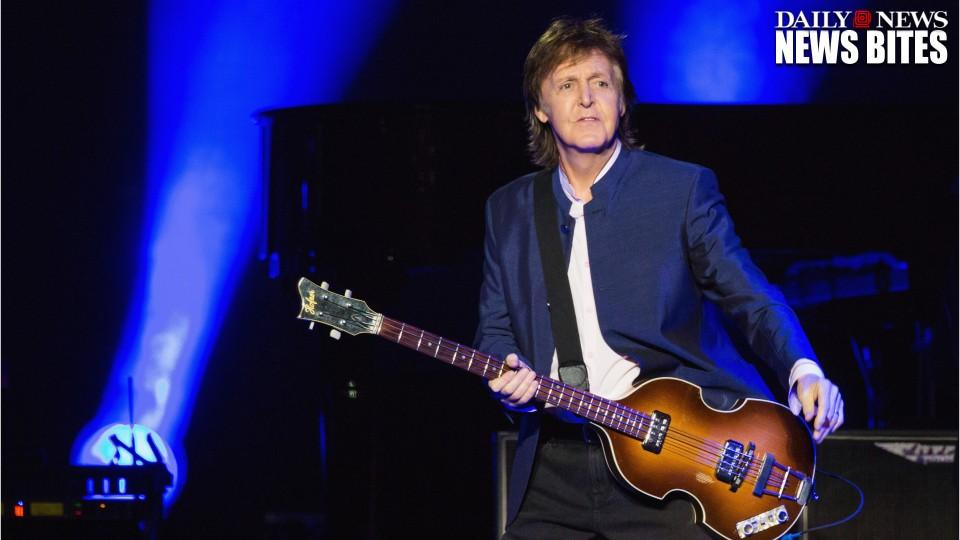 Paul McCartney Defends Kanye West's Use Of The N-Word, Says He Was 'Depressed'