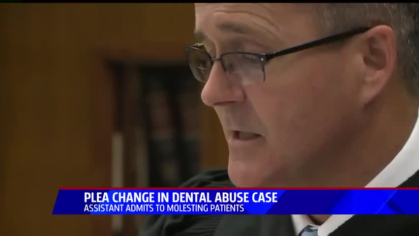 Former Dental Assistant Pleads Guilty To Molesting 13 Patients