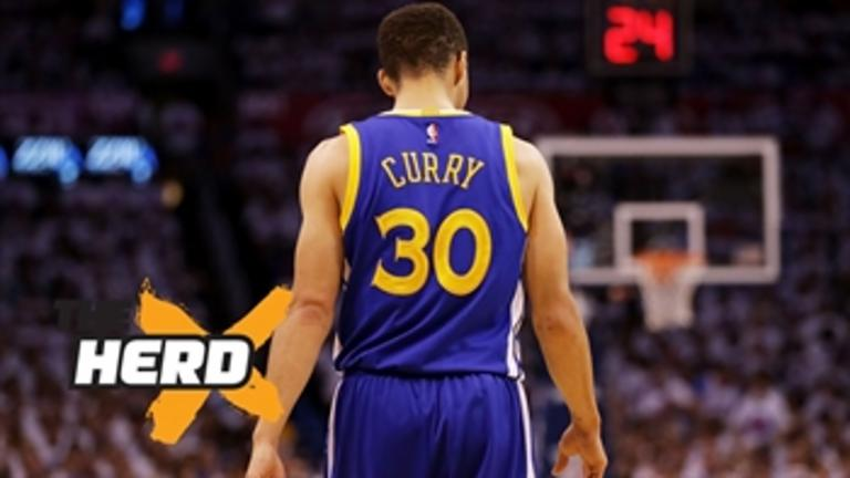 Steph Curry and the Warriors aren't invincible anymore - 'The Herd'