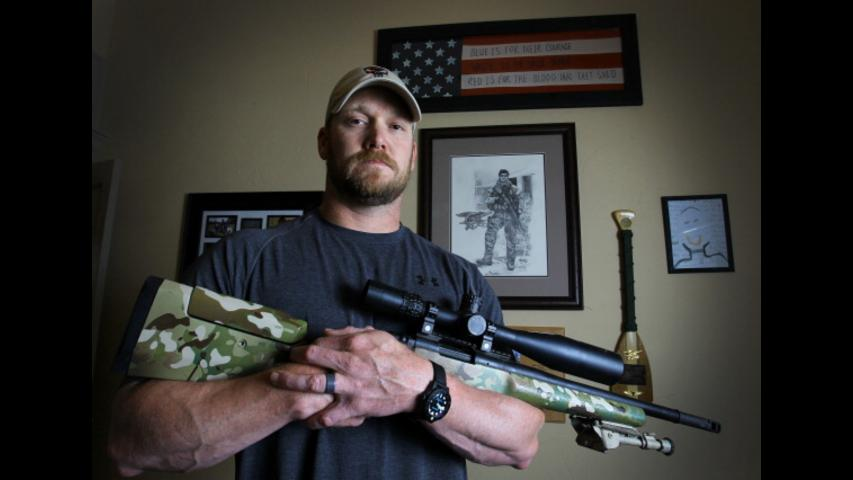 'American Sniper' Chris Kyle's honesty comes under fire