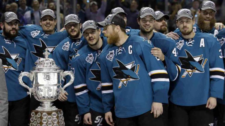 Sharks Advance to Stanley Cup Final