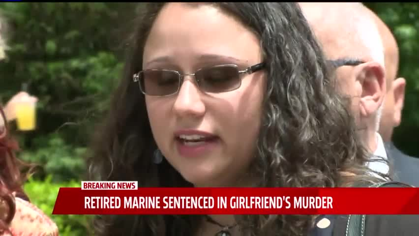Retired Marine Sentenced for Murdering, Dismembering Girlfriend