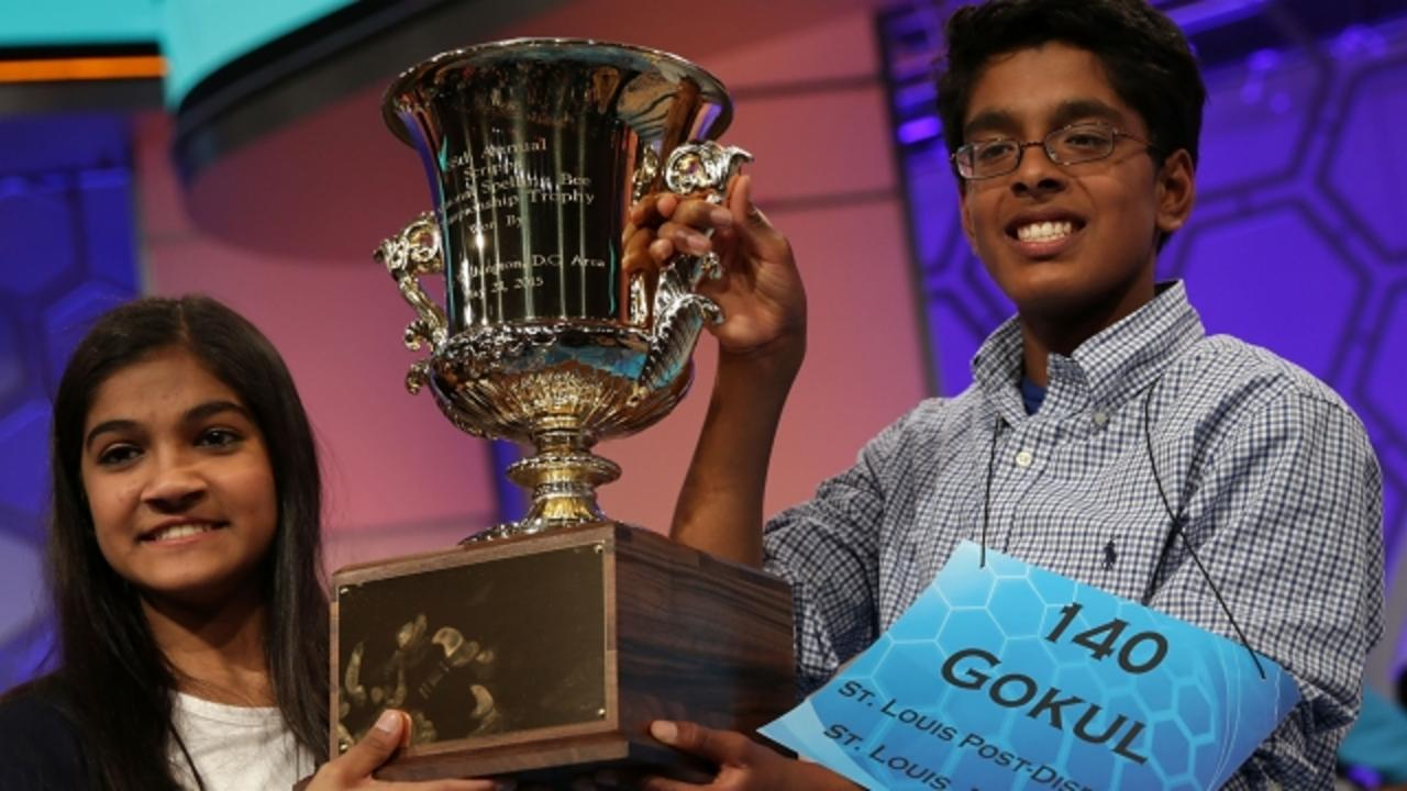 The National Spelling Bee Words Get Harder Every Year